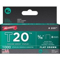 Arrow T20 Staples - 8mm